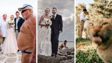 photos de mariage drôles humour