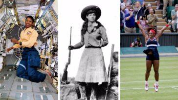 pionnières femmes fortes histoire archives photos