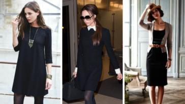 accessoiriser petite robe noire accessoires