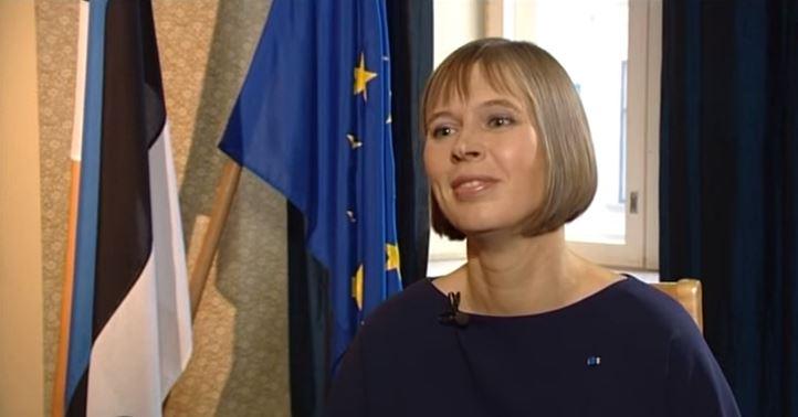 président de la république estonie