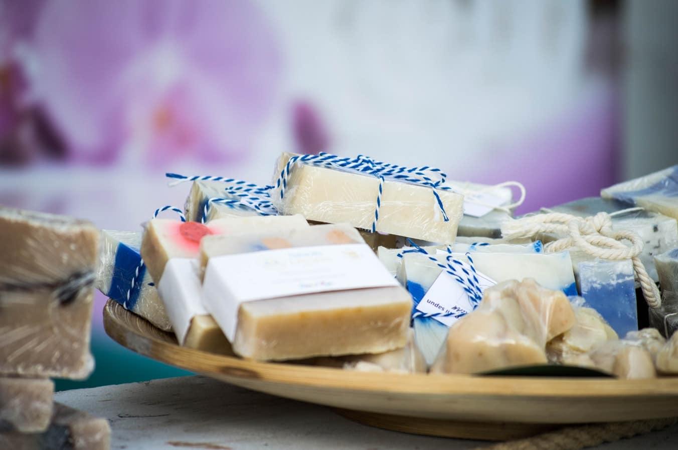 savons invités maison DIY cadeau de noel maison