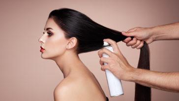 dangers du shampoing sec en spray cheveux coiffure coiffeuse