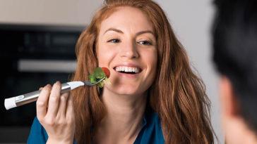 slow control fourchette aide à maigrir mincir manger moins vite