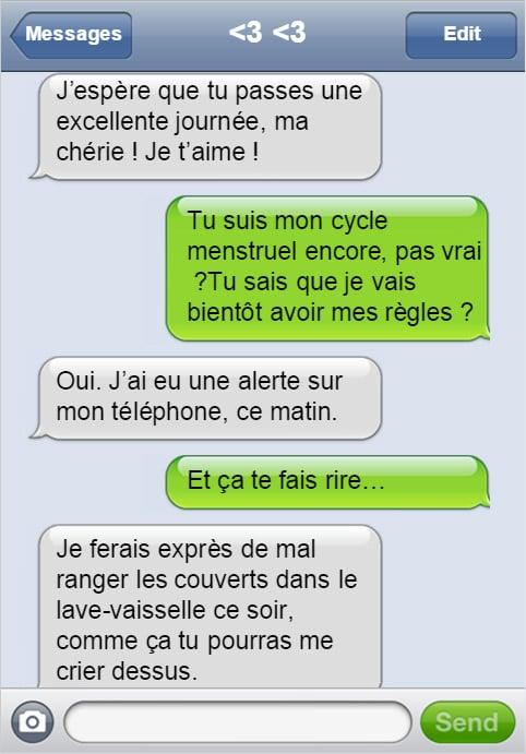 Textos De Couple 13 Messages Interposes A Mourir De Rire