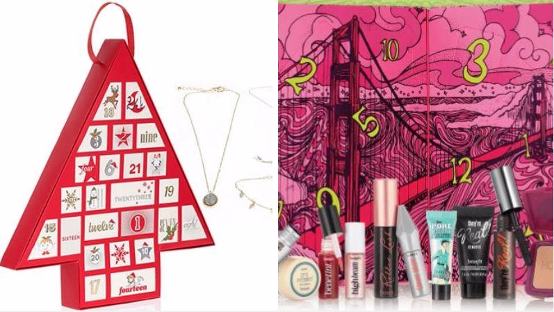 7 calendriers de l 39 avent insolites pour les filles qui changent de ceux avec du chocolat 100 - Calendrier de l avent pour fille ...