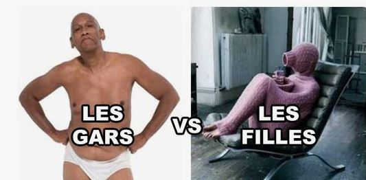 homme vs femme images photos humour