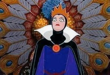 dilemmes femme humour dessin animé reine disney