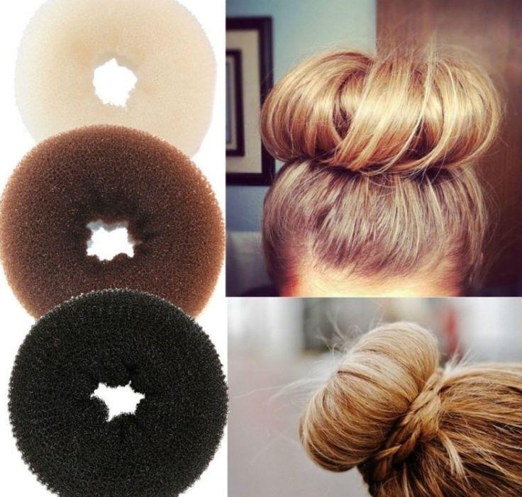 donut cheveux