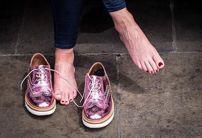 chaussures pieds changer gestes peu conseillés