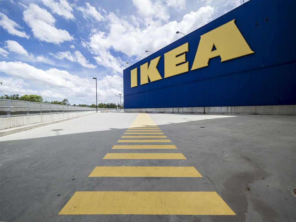 pires épreuves en couple aller chez Ikea emmenager