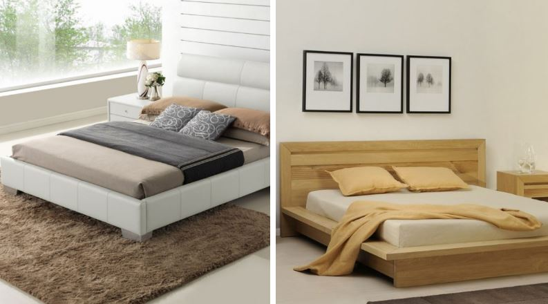 8 inspirations de chambres pur es qui vont vous faire dormir comme un b b 100 f minin. Black Bedroom Furniture Sets. Home Design Ideas