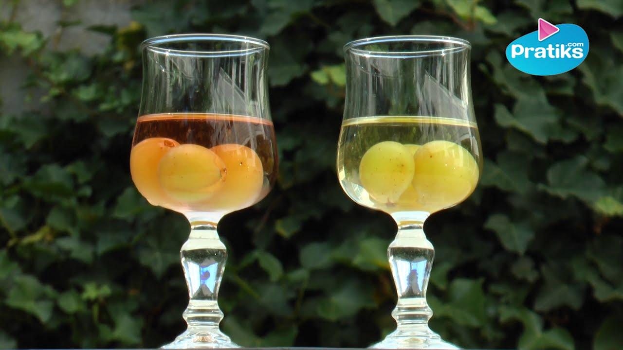 astuce pour ne pas que le vin refroidisse raisins