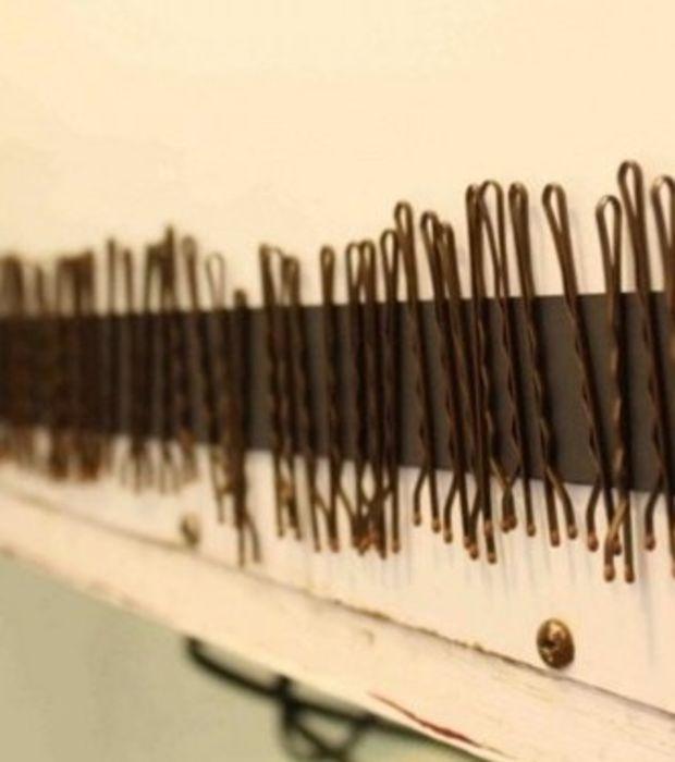 astuce pinces cheveux faciliter la vie au quotidien
