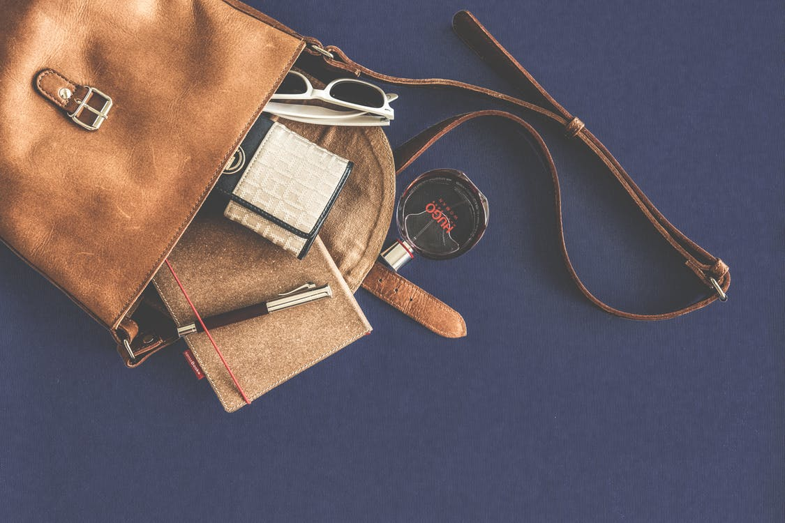 sac à main minimaliste
