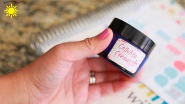crème anti cellulite soin maison