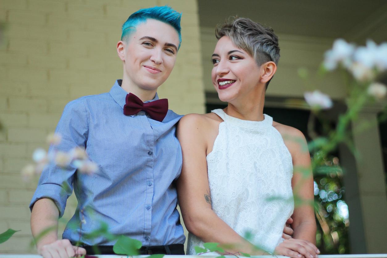 choisir la bonne personne couple gay femmes lesbiennes