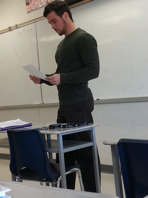 beaux profs écoles lycée fac sexy