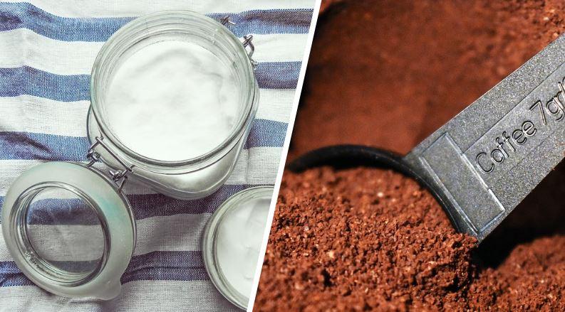 marc de café exfoliant astuces beauté naturelles