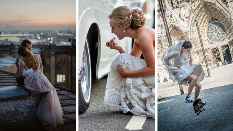 mariage unique 15 photos de mariage qui vont vous faire r ver. Black Bedroom Furniture Sets. Home Design Ideas