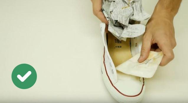 5 Astuces Méconnues Pour Agrandir Ses Chaussures Trop Serrées