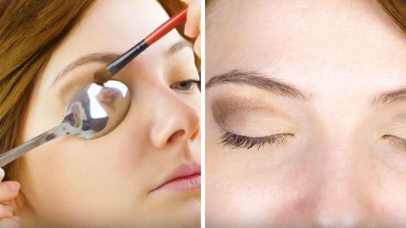 makeup facile