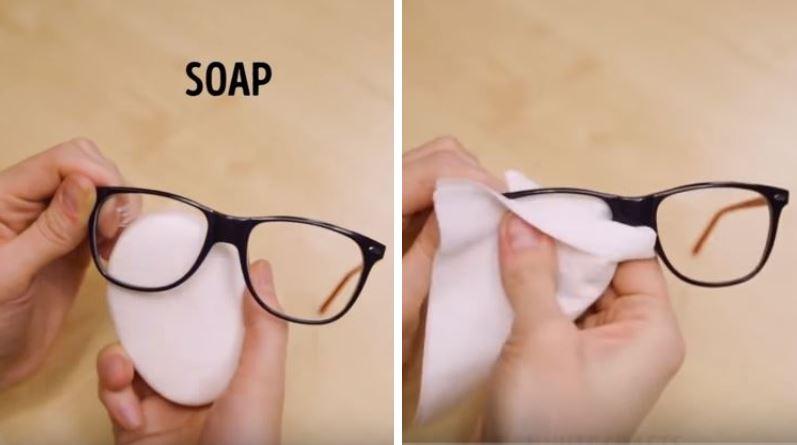 porter des lunettes