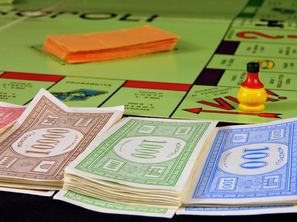 jeux de société monopoly enfant