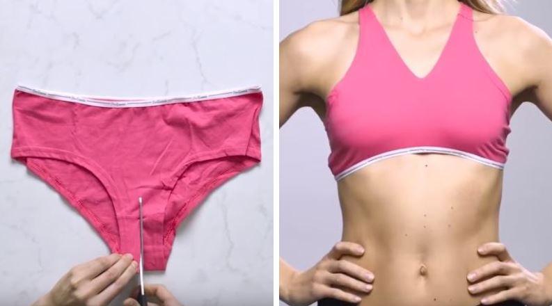 sous-vêtements culotte