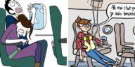 peur en avion scènes drôles