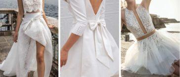 robes de mariée faciles à porter