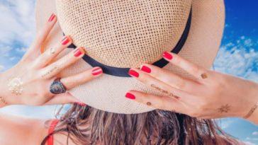 chapeau de paille soleil