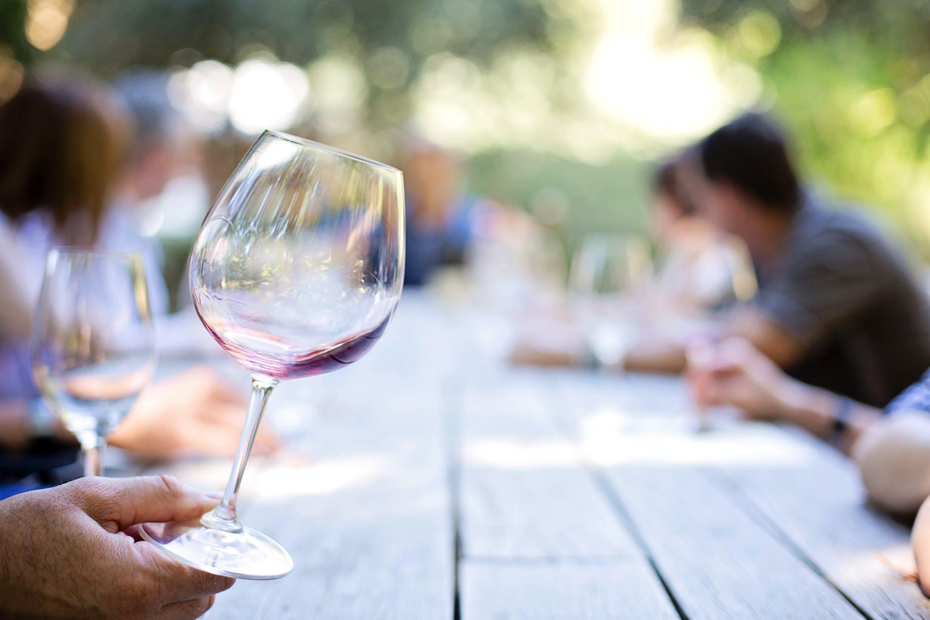 vin rouge verre astuces pour la vie quotidienne