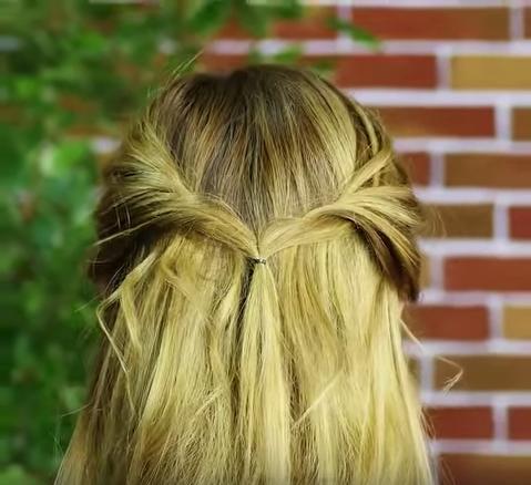 coiffure d'été