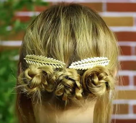 coiffures d'été