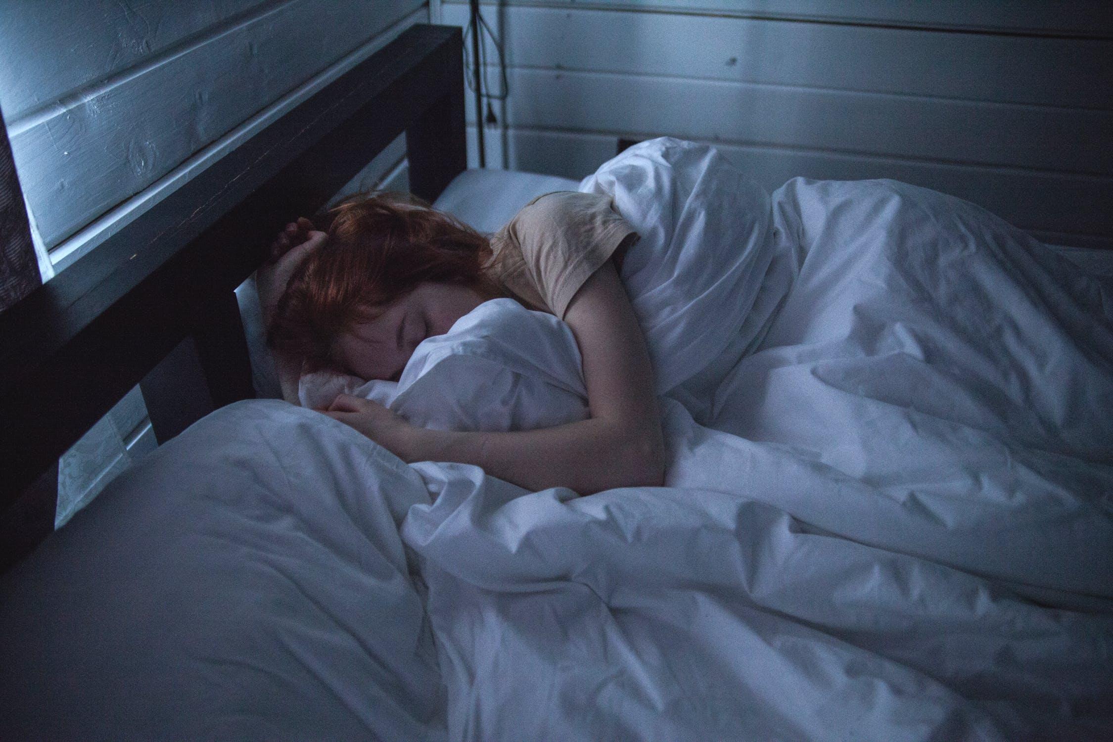 sommeil difficile nuit agitée