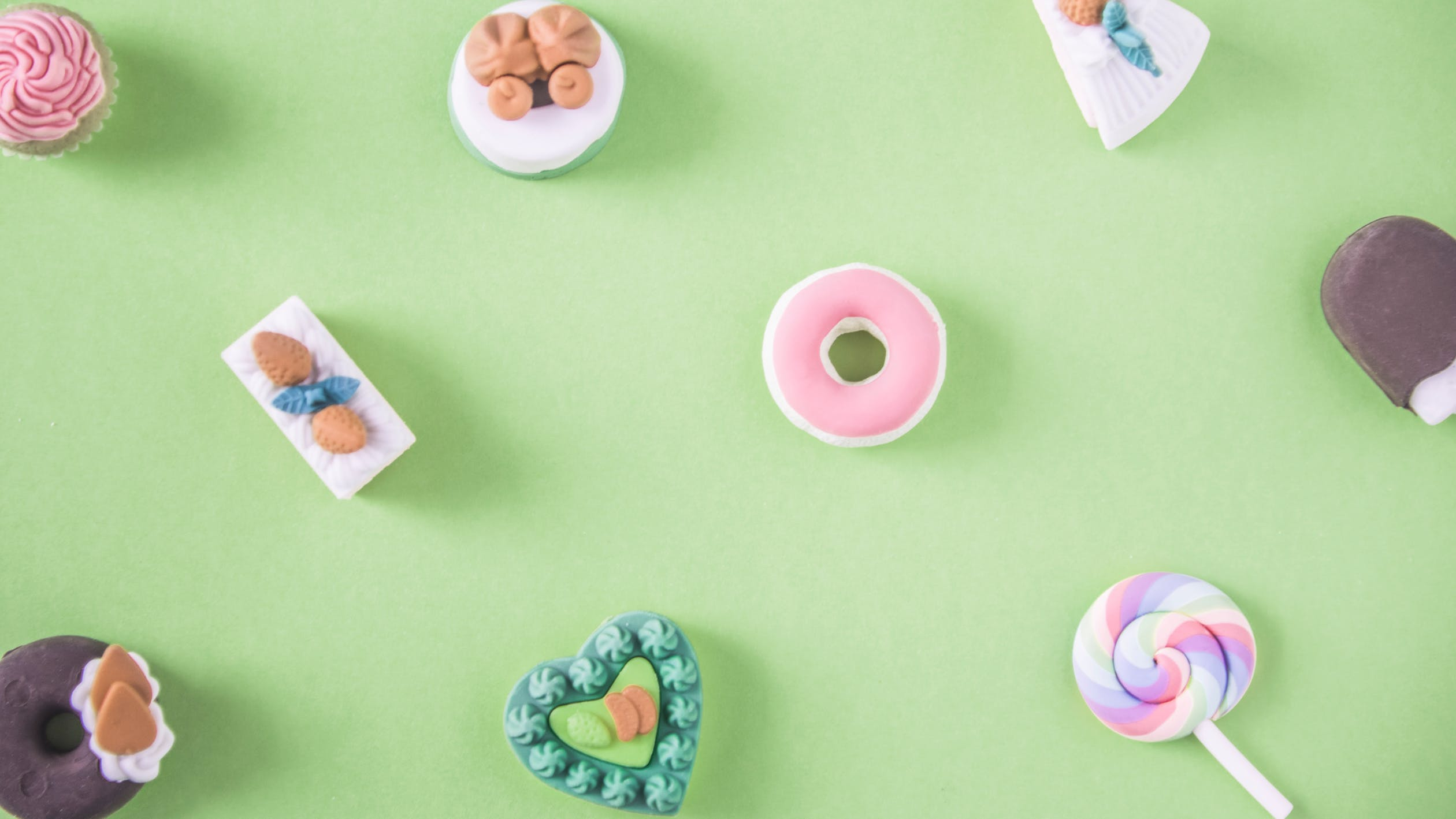 gâteaux sucre