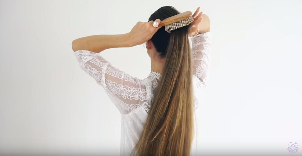 arrêter le shampoing pour des cheveux plus sains