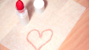 rouge à lèvres maison