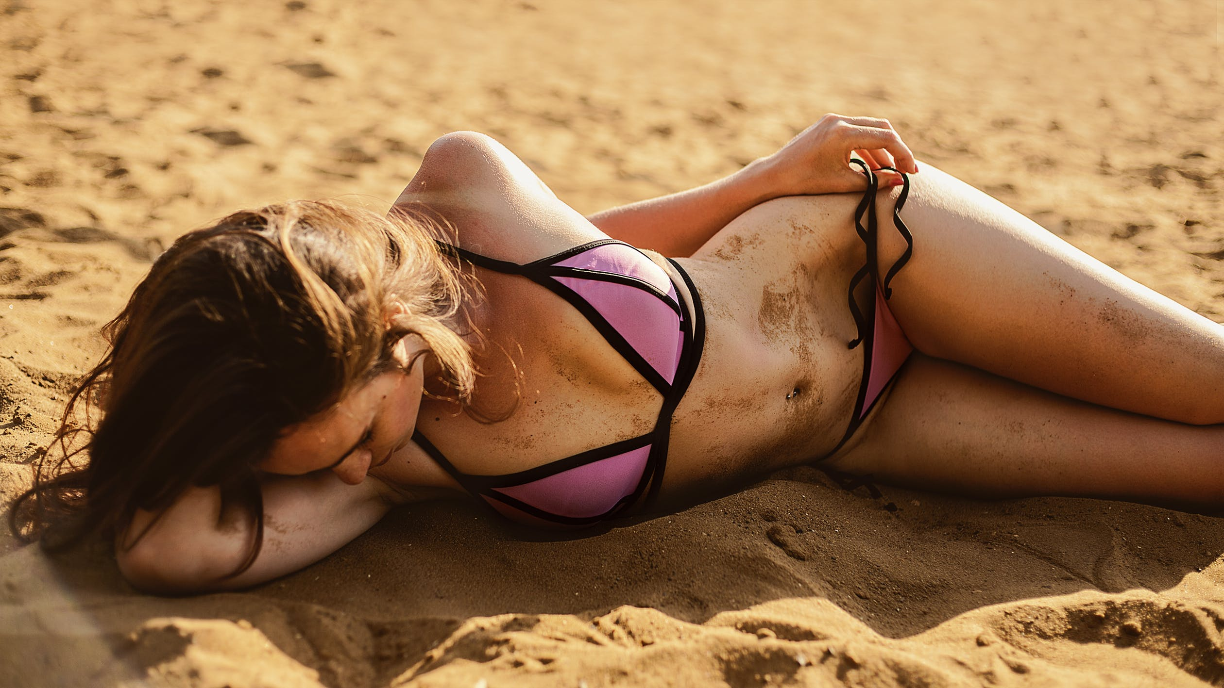 plaisir solitaire sable maillot