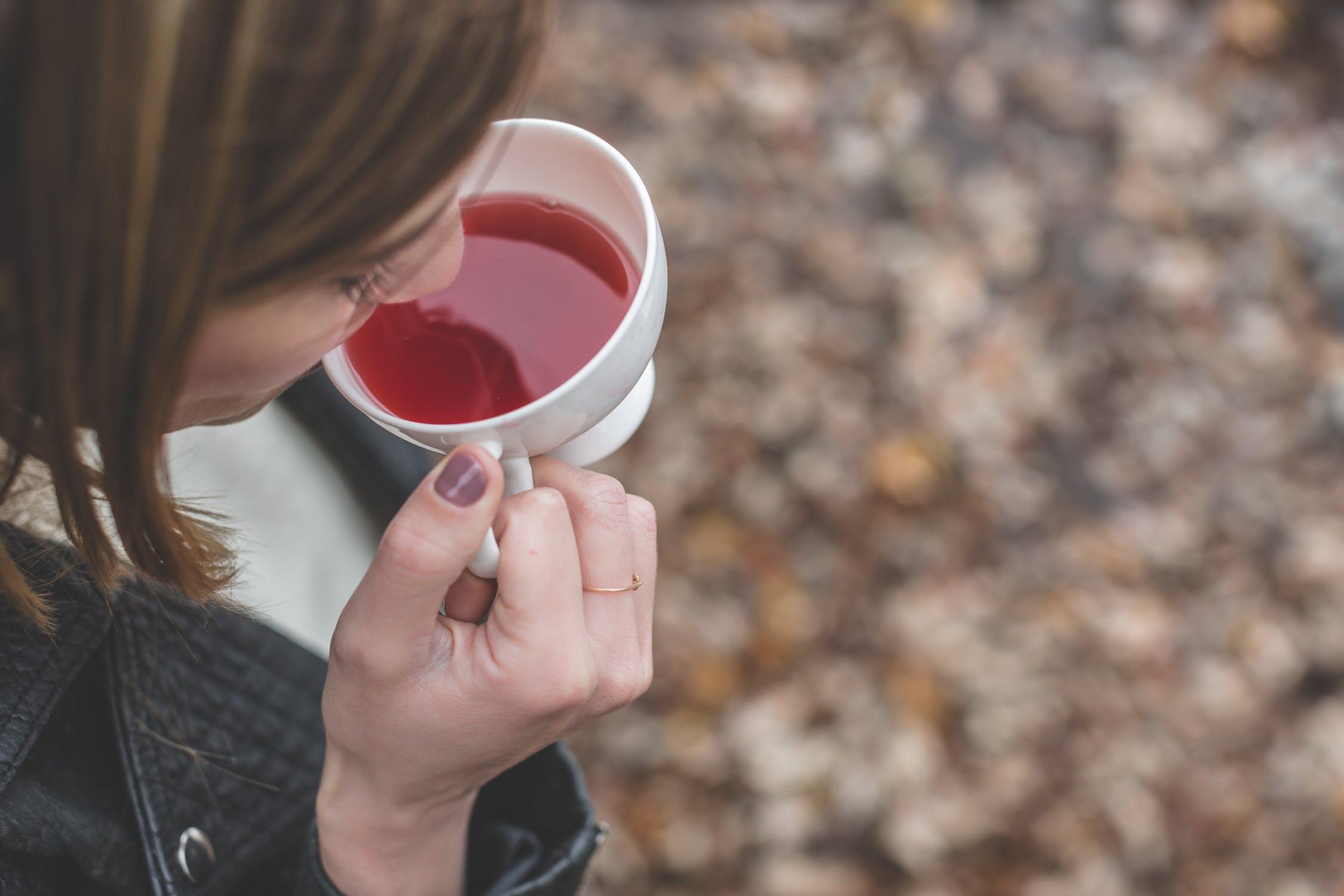 thé detox astuces envie pressante