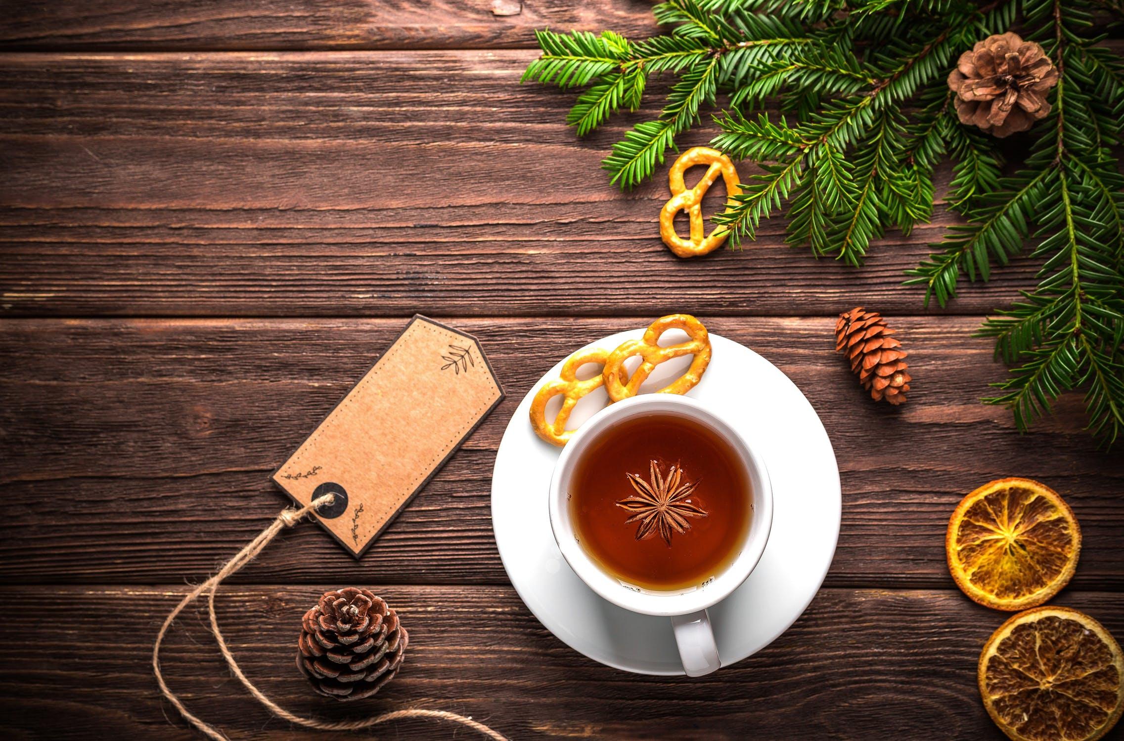 boissons de Noël