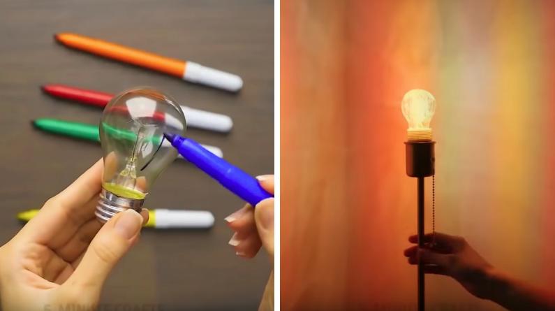 astuce stylo ampoule