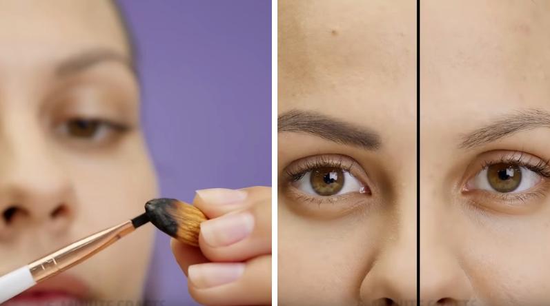 fabriquer son mascara avec une amande
