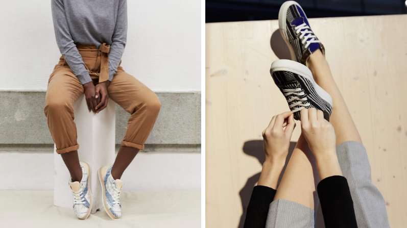 chaussures bio