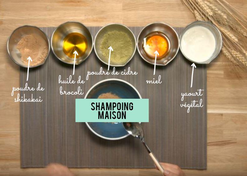 recette shampoing maison cheveux color s ventana blog. Black Bedroom Furniture Sets. Home Design Ideas