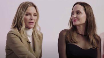 stars bisexuelles Angelina Jolie