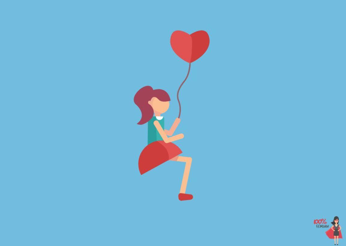 cœur femme