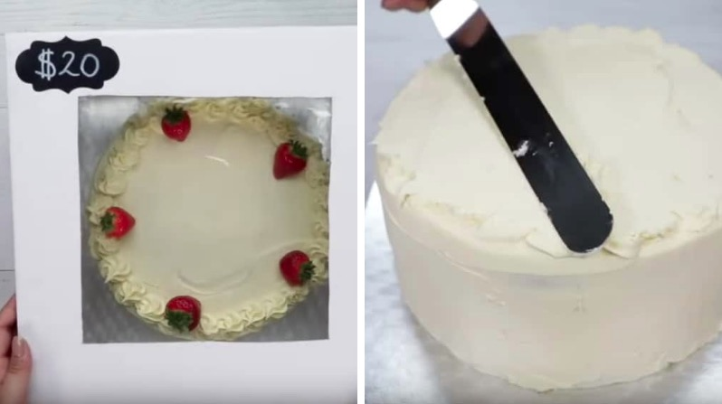 mariage petit budget gâteau pièce montée