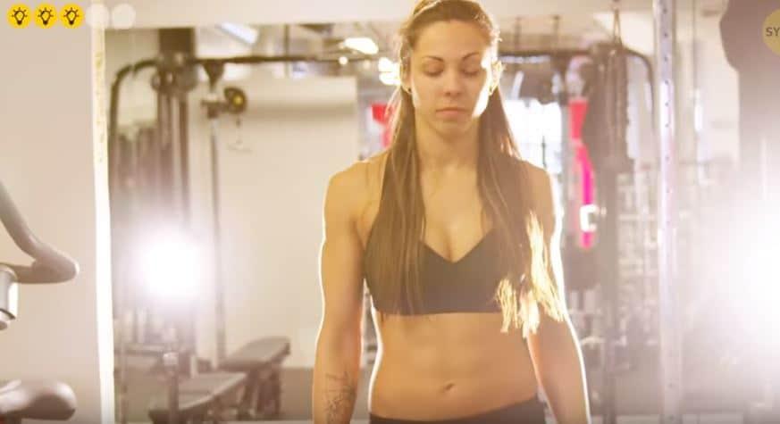 faire du sport musculation pour déloger les capitons et la cellulite