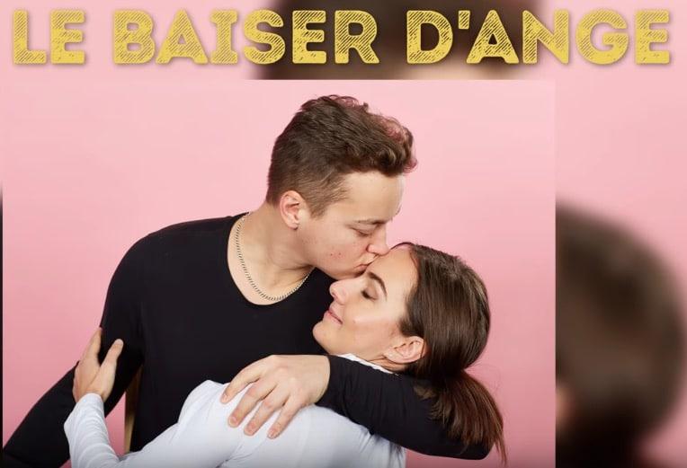 baiser d'ange couple